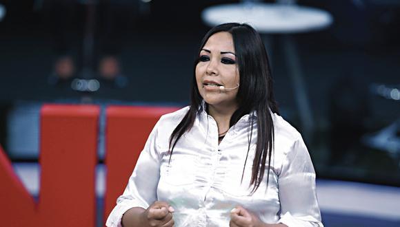 Congresista y candidata al Parlamento Andino, Cecilia García, realizó una publicación en Facebook que incita a la violencia (GEC).