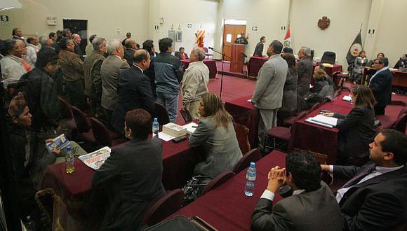 Polémico fallo. La decisión de la Suprema sobre matanzas desata controversia y rechazo. (Perú21)