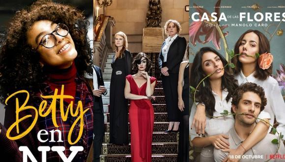 Las mejores telenovelas para ver por Netflix,HBO y Amazon Prime. (Netflix/Amazon)