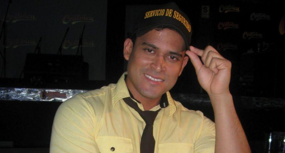 Christian Domínguez prefiere no hablar de Jeannine Gonzáles. (USI)