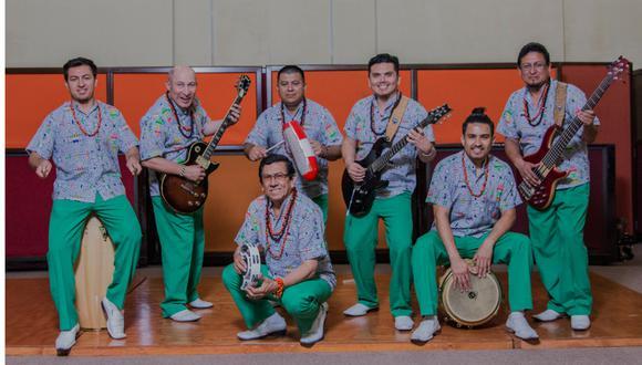 La cumbia amazónica viene de la mano de Los Mirlos, reconocida banda. (Difusión)