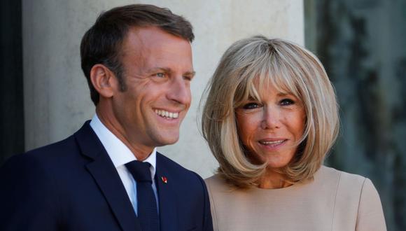"""La hija de la primera dama precisó que no se trata de dar lecciones a otros países porque """"Francia no ha estado exenta"""". (Foto: AFP)"""