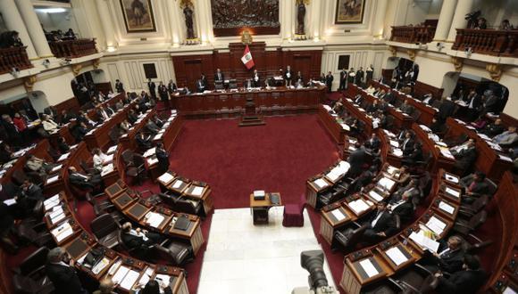 BUSCARÁN CONSENSO. Partidos presentarán propuestas finales. (César Fajardo)