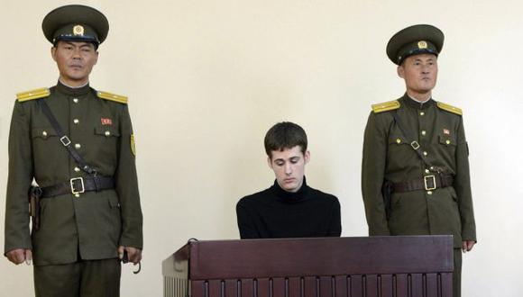 DETENIDO EN ABRIL. Según Corea del Norte, cometió actos hostiles. (Reuters)