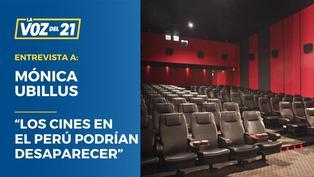 """Presidenta de las Salas de Cine: """"Los cines en el Perú podrían desaparecer"""""""