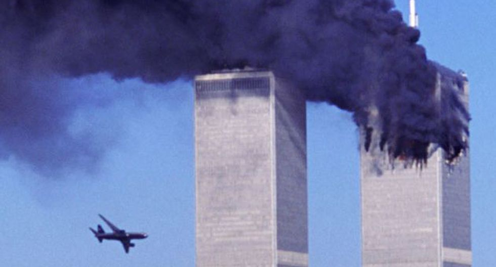 11-S: A 15 años de la barbarie terrorista que enlutó los Estados Unidos. (Difusión)