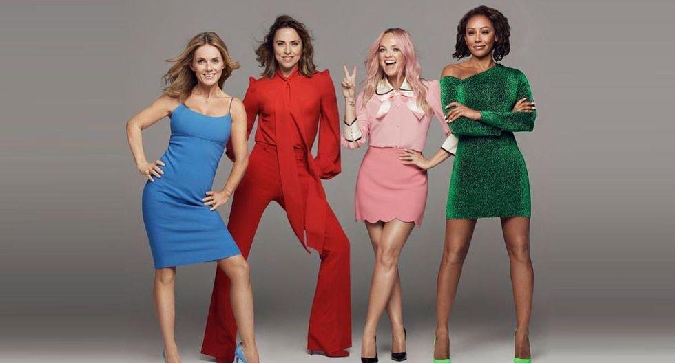 Las Spice Girls confirmaron mediante un video su nuevo tour por Reino Unido. (Foto: @spicegirls)