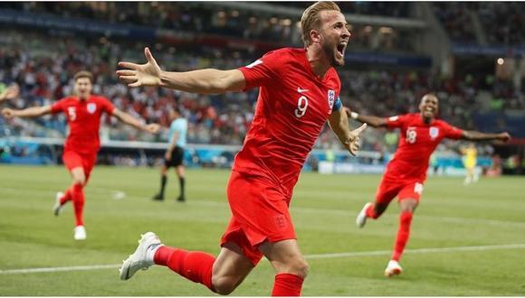 Harry Kane ha sumado 4 goles en la Eurocopa 2021. (Foto: Agencias)