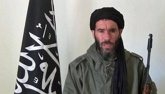 Yihadista Mojtar Belmojtar murió en un ataque aéreo de EEUU. (800Noticias)