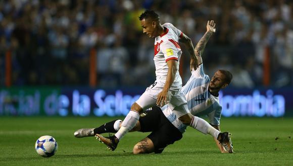 Yotún liderará la volante peruana en el duelo con Colombia por las Eliminatorias. (REUTERS)