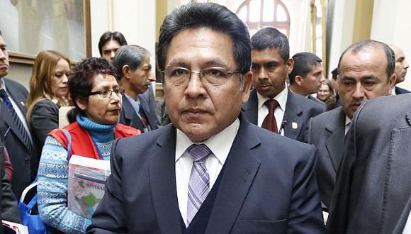 """Ex fiscal de 'La Centralita': """"Están blindando a Carlos Ramos Heredia"""". (Luis Gonzales)"""