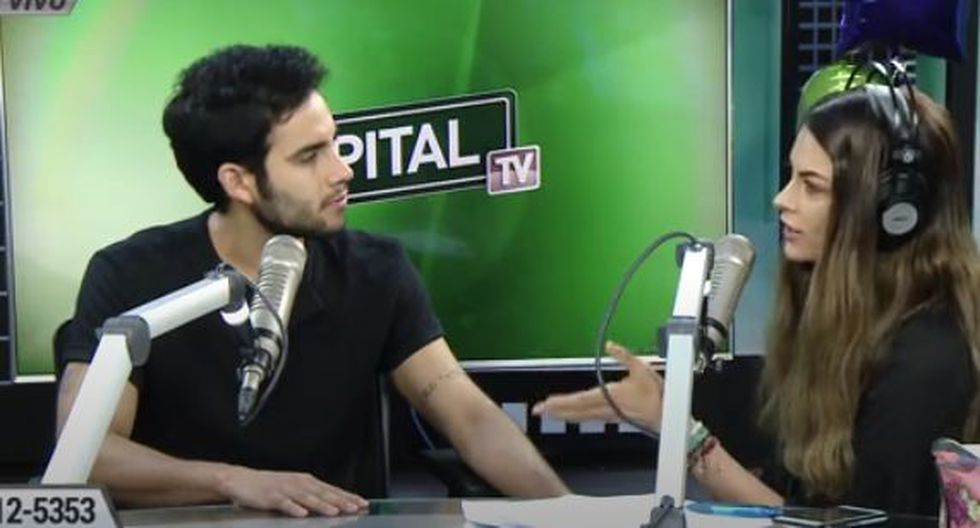"""Rodríguez aseguró que ya superaron el """"distanciamiento"""" en mención y señaló que no desean separarse. (RADIO CAPITAL)"""