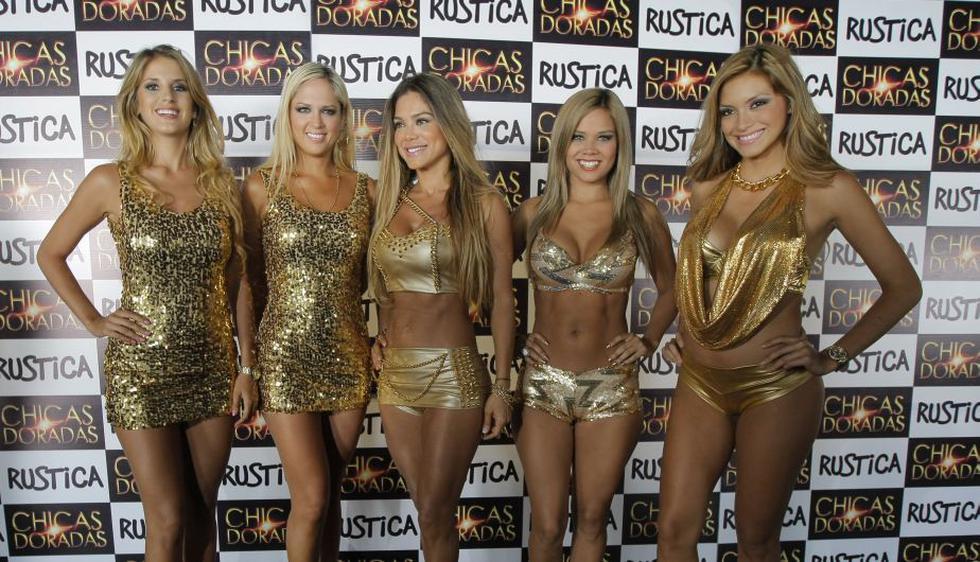 Chicas doradas salen a matar con sus nuevas integrantes. (David Vexelman/Perú21)