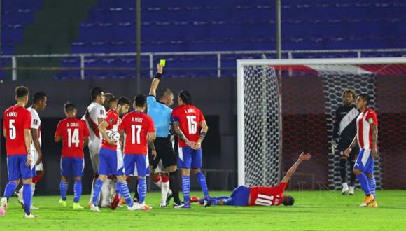Carlos Zabrano debió ver la tarjeta roja según MisterChip