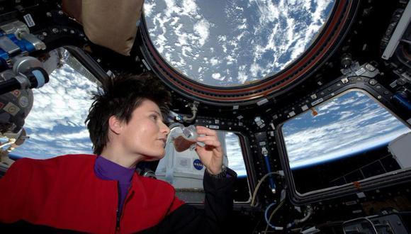 Astronauta italiana Samantha Cristoforetti. (Foto: AP)