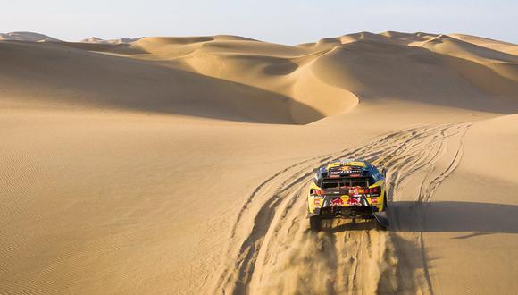 El Rally dakar volverá al medio Oriente en 2020. (Foto: Facebook Dakar Rally)