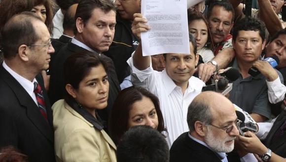 DESDE SU ENCIERRO. Nancy Obregón señala que está decepcionada del proyecto 'nacionalista'. (Perú21)