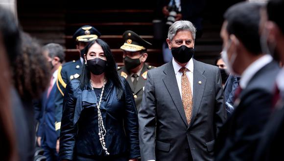 Subcomisión ya no pedirá declarar a Francisco Sagasti y tampoco tendrá un careo con Elizabeth Astete. (Foto:Reuters)