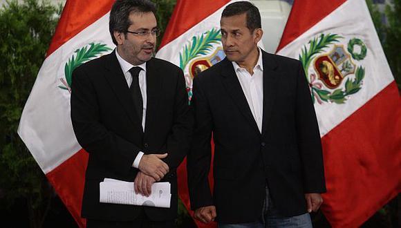 Juan Jiménez se pronunció sobre las declaraciones de Ollanta Humala. (USI)