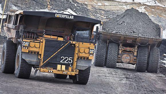 En alza. En enero y febrero, las mineras invirtieron US$232.4 mllns. y US$293 mllns., respectivamente. (USI)