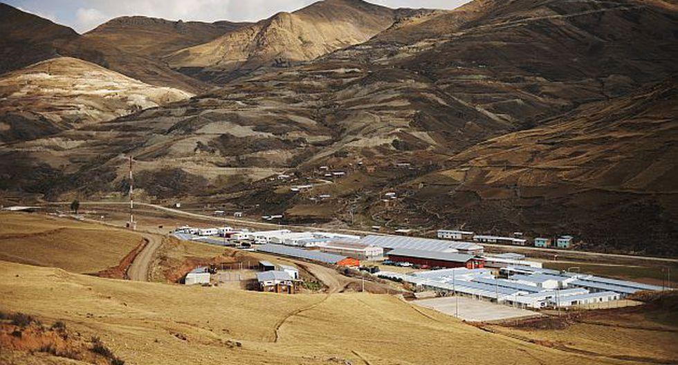 La inversión de proyecto cuprífero asciende US$5,200 millones, una de las más grandes del país. (USI)