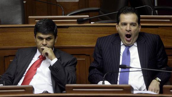 El blindaje al congresista y vicepresidente se pondría en acción. (USI)