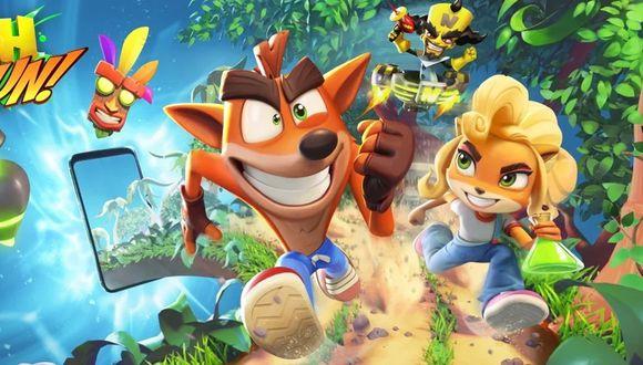 'Crash Bandicoot: On the Run!' llegará a dispositivos Android y iOS.