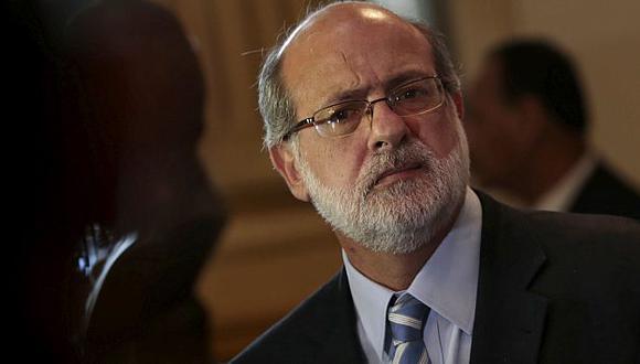 Daniel Abugattás rechazó acusaciones. (César Fajardo)