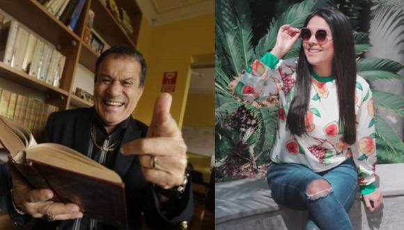 Miguelito Barraza estuvo en 'En boca de todos' donde conduce Tula Rodríguez. (Instagram)