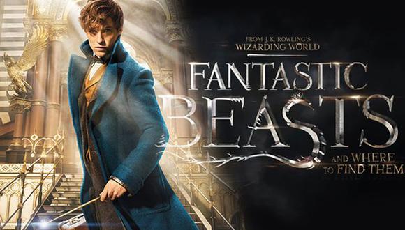 'Fantastic Beasts', precuela de 'Harry Potter', tendrá cinco películas. (TKM.com)