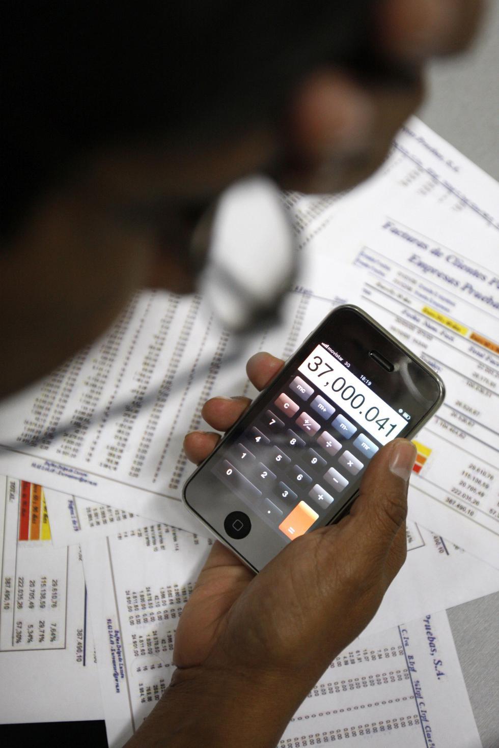 1.No saldar las deudas.Lo mejor es pagar las deudas que ya vencieron o están por vencer. (Foto: GEC)