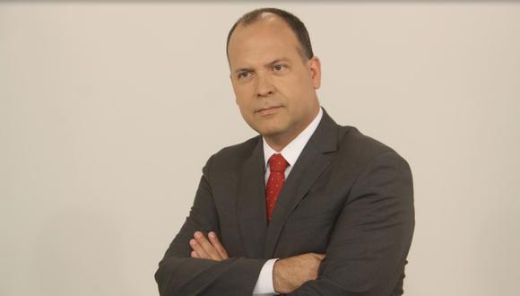 Periodista Eduardo Guzmán ejerció la presidencia del IRTP. (Foto: Archivo GEC)