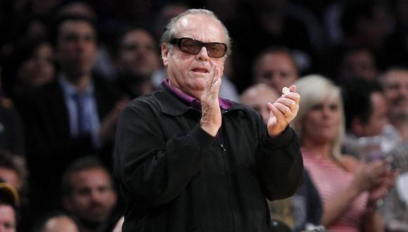 Jack Nicholson vuelve al cine tras 17 años de ausencia. (Reuters)
