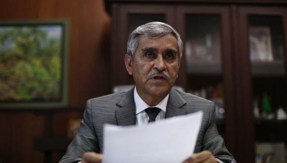 Presidente del Poder Judicial, Duberlí Rodríguez, reitera su posición en contra de la pena de muerte.