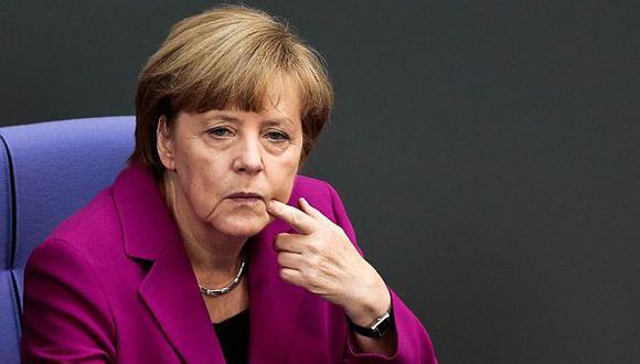 Merkel espera un cambio en el comportamiento de EEUU en espionaje.(AP)