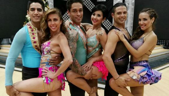 Fiorella Cayo, Thiago Cunha y Rosángela Espinoza bailarán por última vez para llevarse la copa de Reyes del show. (Difusión)