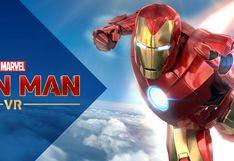 'Marvel's Iron Man VR' ya tiene fecha de lanzamiento oficial [VIDEO]
