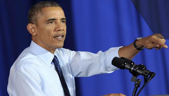 Barack Obama. (EFE)