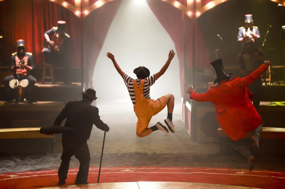 El show de 'gran balance' dejará a todos sorprendidos. (Perú21/ Renzo Salazar)