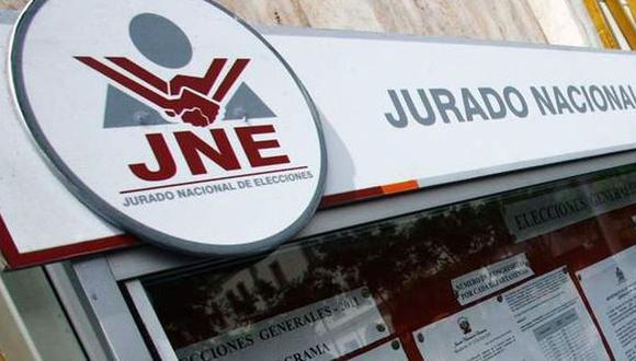 El JNE conformó el Tribunal de Honor para que, con independencia, vigile el cumplimiento del Pacto Ético. (Foto: GEC)