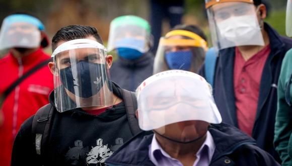 Las medidas de bioseguridad para protegernos del Covid-19 pueden generar daños a nuestros ojos. (Foto: Andina)