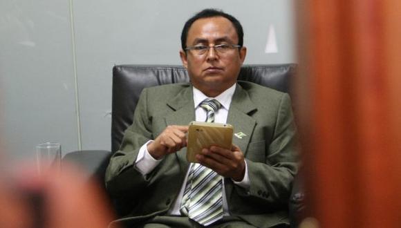Gregorio Santos respalda investigación a José Panta y Wilson Vallejos. (Perú21)