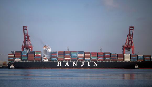 El transporte de mercancías se vería afectado, indicó el Idexcam. (Foto: AFP)