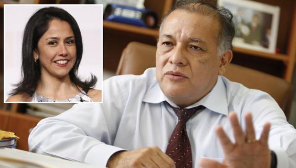 Ulises Humala advirtió la presencia de un poder paralelo que estaría manejado por Nadine Heredia. (USI)