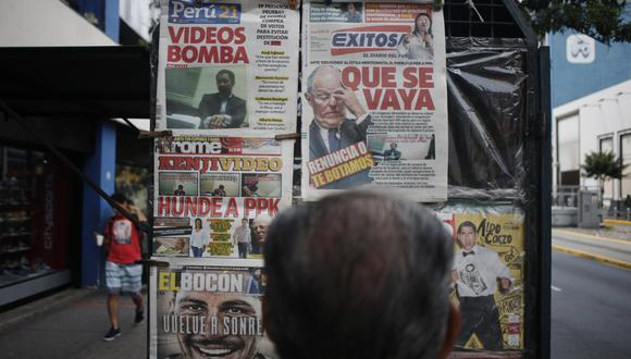 "UTP organiza conversatorio ""Infodemia de la posverdad""(Perú21)"