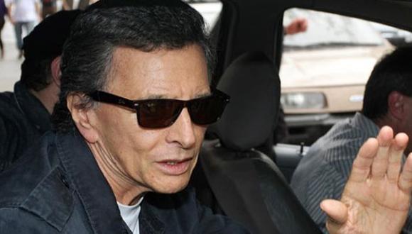 Ortega declaró a la salida de la clínica. (TeleShow)