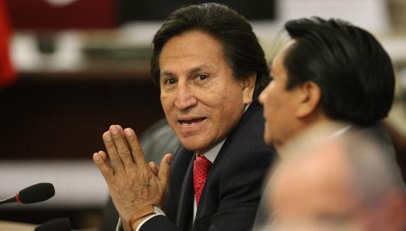 Acorralado. Testimonios de funcionarios costarricenses complican la defensa legal del expresidente Alejandro Toledo. (USI)