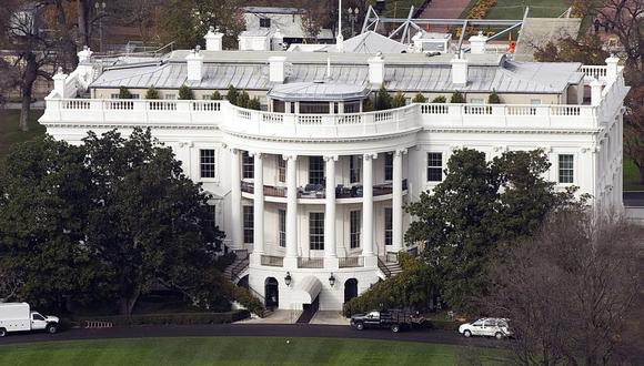 La Casa Blanca es la residencia oficial y principal centro de trabajo del presidente de los Estados Unidos. (Foto: AFP)