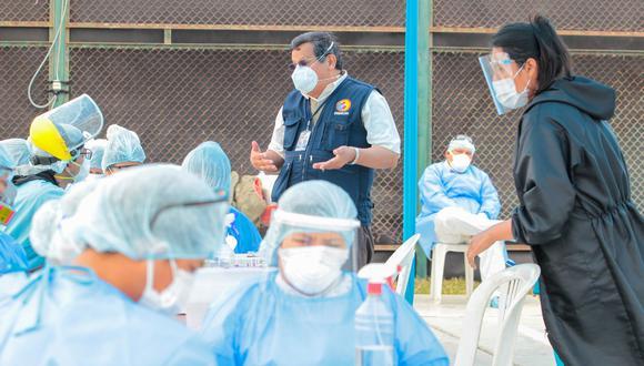 """Áncash: operación """"Tayta"""" atenderá a 7 mil personas en provincia del Santa y Huarmey (Foto: Gore Áncash)."""