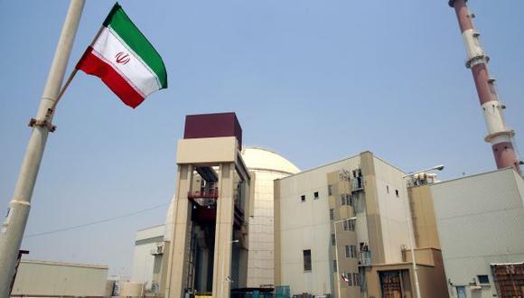 Imagen de la planta de energía nuclear de Bushehr. (Reuters)